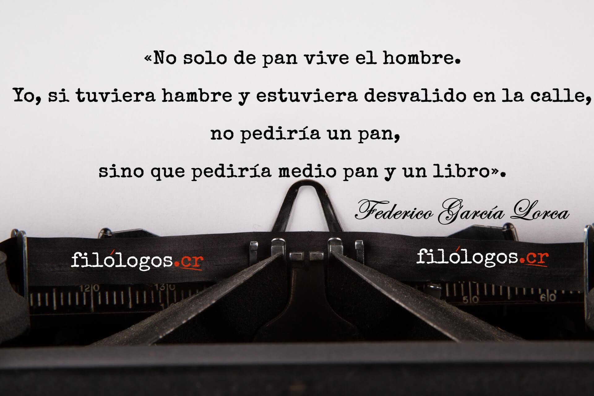 García-Lorca-pan-y-libro